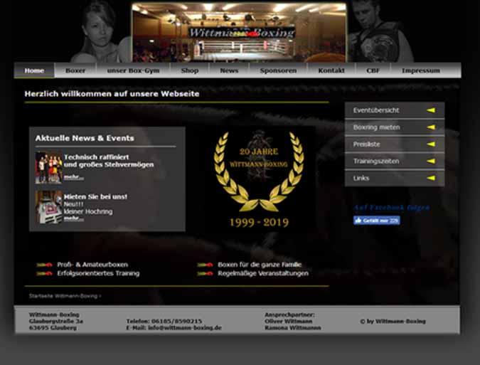 Webdesign - HTMLProgrammierung Büdingen  & Pflege