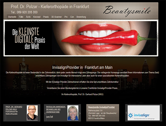 SEO Büdingen- Programmierung HP Pflege