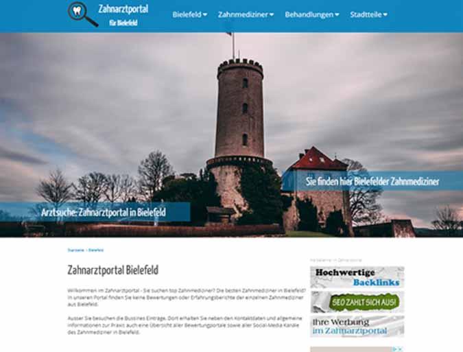 SEO für Zahnärzte in Büdingen