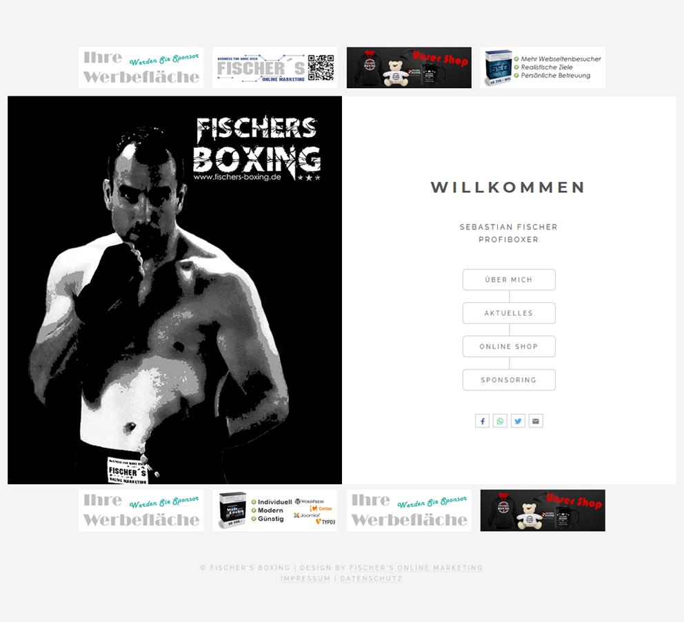 Webdesign Profiboxer